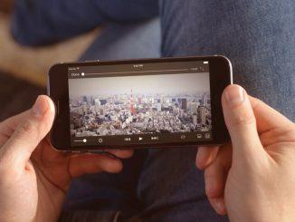 reproductor de video para iphone