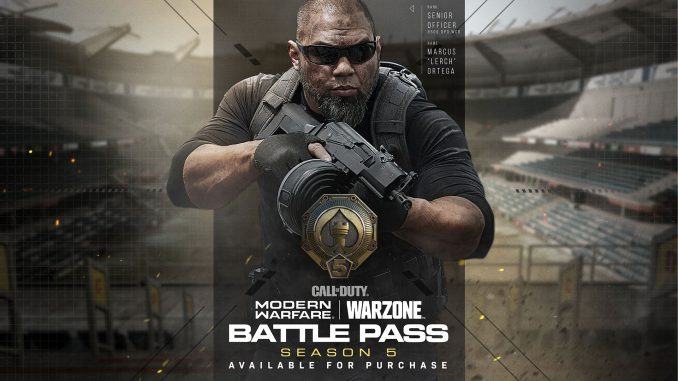 temporada 5 call of duty warzone
