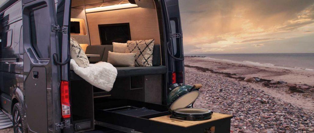 mejores accesorios furgoneta camper